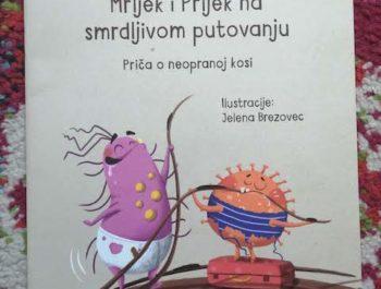 Mrljek i Prljek na smrdljivom putovanju – Priča o neopranoj kosi