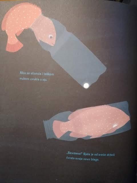 Alba riba koja zivi sto godina