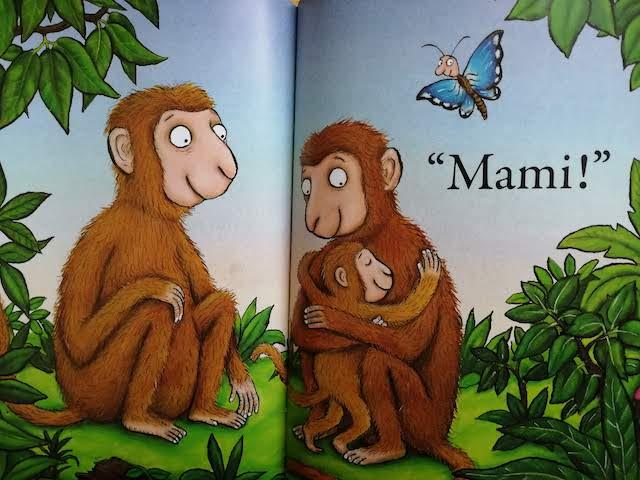 mali majmun u velikoj brizi julia donaldson