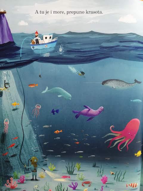 more i podmorje