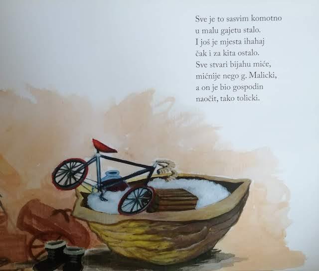 čamac gospodina mališkijevića