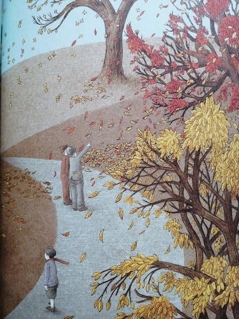 jesen je i lisce pada