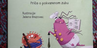 Mrljek i Prljek mućkaju bljakavi napitak – Priča o pokvarenom zubu
