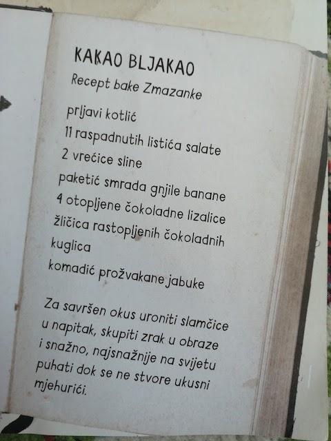 recept za kakao bljakao