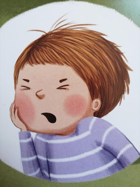 Lovru boli zub