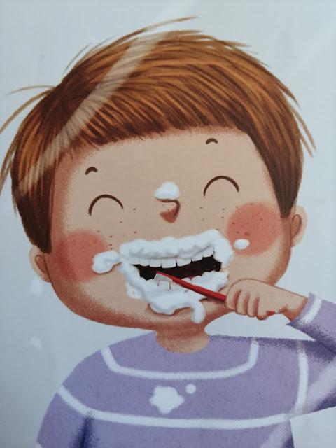 Lovre pere zube