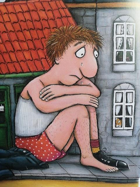 Jura je ostao bez odjeće i tužan je