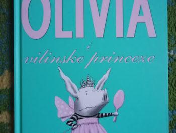 Olivia i vilinske princeze