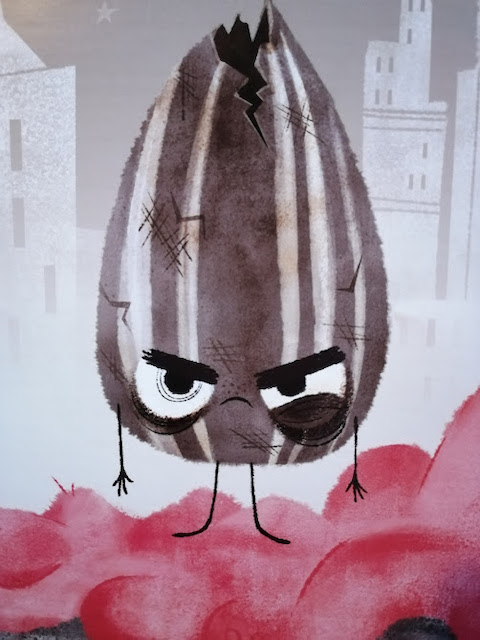 sjemenka je ljuta