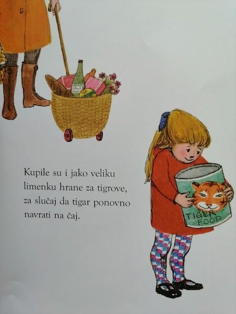 Sofija je kupila hranu za tigrove