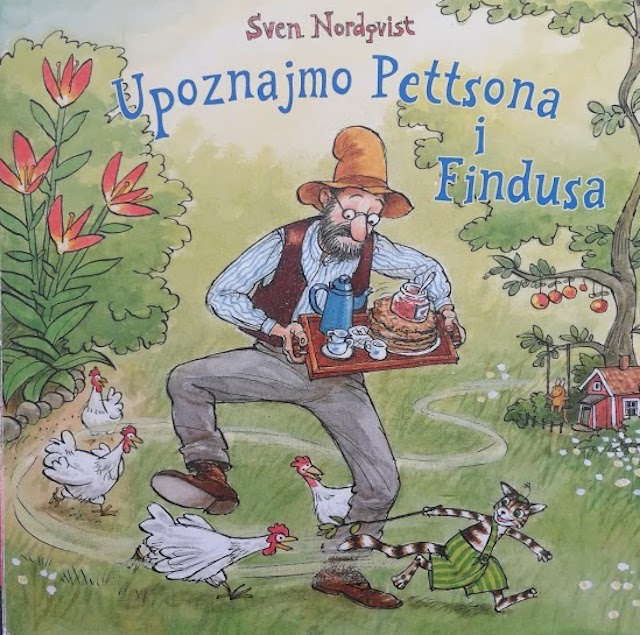 Upoznajmo Pettsona i Findusa