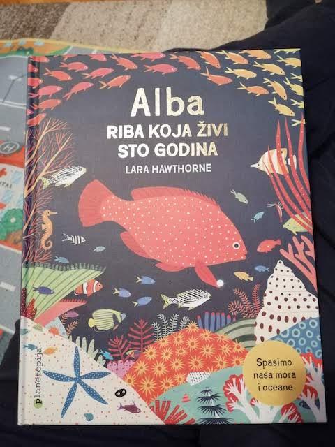Alba – riba koja živi sto godina