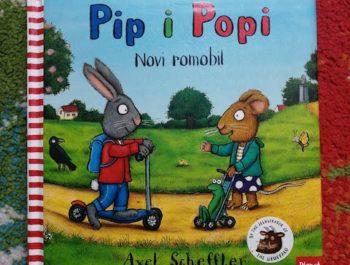 Pip i Popi: Novi romobil