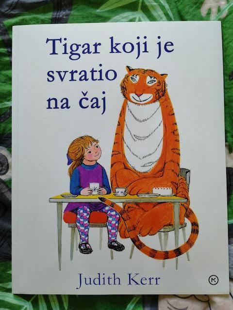 Tigar koji je svratio na čaj