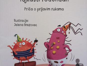 Mrljek i Prljek slave fujkasti rođendan – Priča o prljavim rukama
