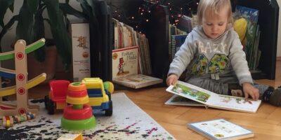 Kakve (i koje) slikovnice pokloniti za 1. rođendan?