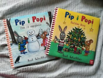 Pip i Popi: Dan za snjegovića i Božićno drvce