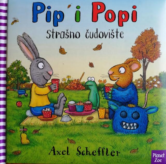 Pip i Popi: Strašno čudovište