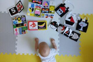 Slikovnice za bebe od 0 do 6 mjeseci