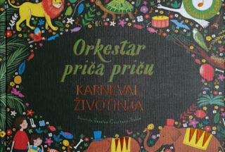 Orkestar priča priču – Karneval životinja